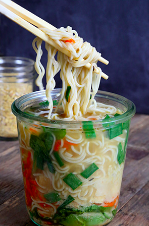 Delicious DIY Ramen Recipes - Cut Side Down| Ramen Noodle Recipes, Ramen Recipes, Ramen Noodle Recipes Easy, Ramen Noodle Recipes Soup