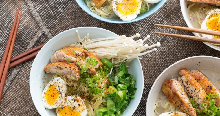 Delicious DIY Ramen Noodle Recipes
