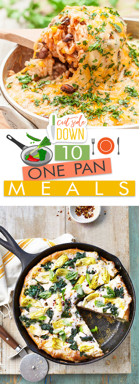 10 ONE Pan Meals| One Pan Meals, One Pan Dinner, One Pan Dinner Recipes, One Pan Meals Healthy