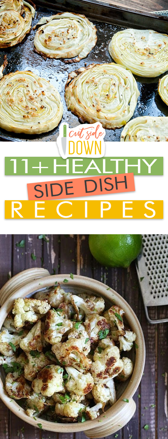 11+ Healthy Side Dish Recipes| Healthy Side Dish Recipes, Side Dishes Easy, Side Dish Recipes, Easy Recipes, Fast Recipes, Dinner Recipes
