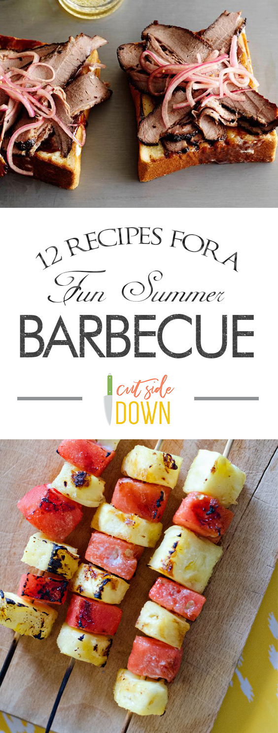 12 Recipes for a Fun Summer Barbeque | Summer Barbeque Recipes, Summer Recipes, Barbeque Side Dishes, Recipes,  Recipes for Dinner Easy