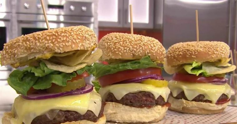 Burger Recipes: How to Make the Best Burgers EVER