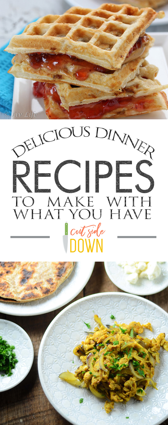 Delicious Dinner Recipes To Make With What You Have| Dinner Recipes, Dinner Recipes Easy, Dinner Recipes Healthy, Dinner Recipes for Family, Dinner Recipes Quick, Quick Dinner Recipes