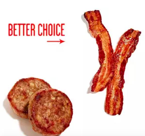 10 Healthy Food Swap
