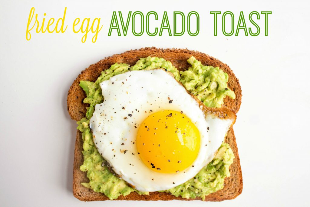 10 Ways to Eat Avocado Toast