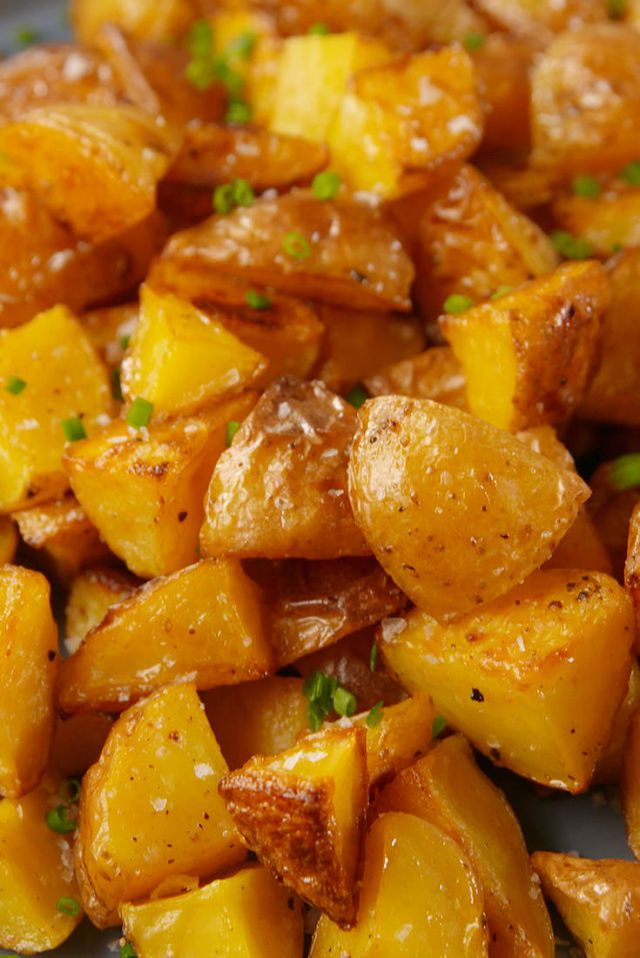 10 Unique Side Dish Recipes With Potatoes Cut Side Down Recipes For All Types Of Food