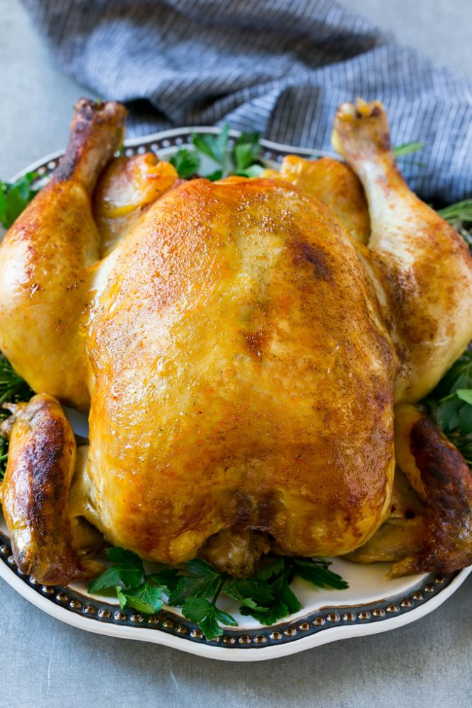 Slow Roasted Chicken Recipes