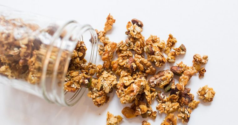 Homemade Granola Recipe!