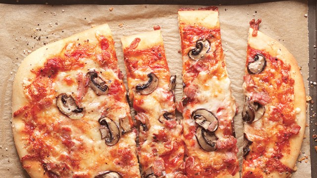 10 Quick (Homemade) Pizza Recipes | Homemade Pizza, Homemade Pizza Dough, Homemade Pizza Recipes, Pizza Recipes, Pizza Recipes Homemade, PIzza Recipes Easy, Pizza Recipes Healthy