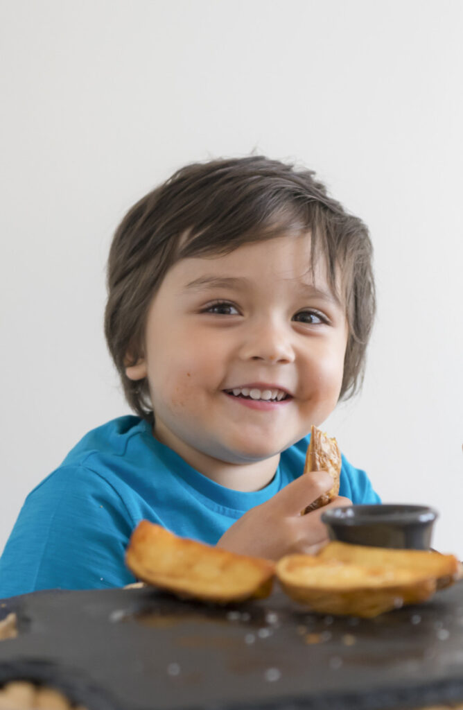 Potato bars are the perfect meal for kids because they can choose their own toppings! Whether you're offering baked potatoes, mashed potatoes, or even sweet potatoes, we've the ultimate list of potato bar ideas!