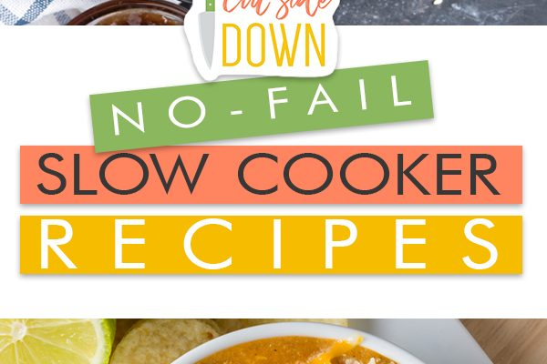No-Fail Slow Cooker Recipes