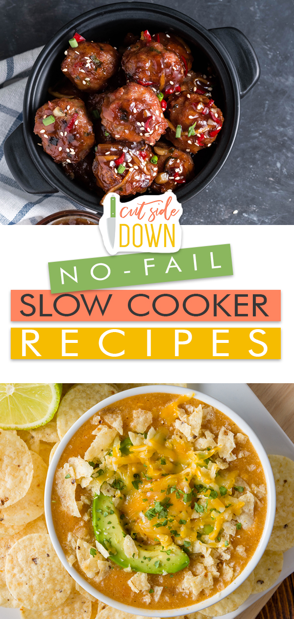 Slow Cooker | Slow Cooker Recipes | Crockpot Dinner Recipes | Easy Slow Cooker Recipe Ideas | Easy Crockpot Recipes | Dinner | Crockpot