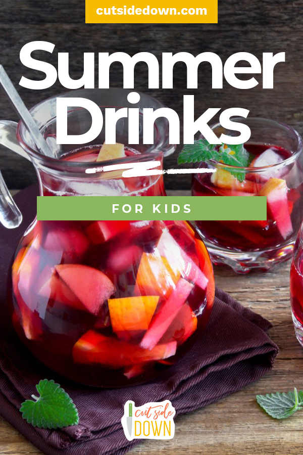 Kids love summer and love drinks to cool off with. That's what this post is all about. Refreshing summer drinks for kids that they love. Read the post for summer drinks that are healthy, fun, and or easy to make. Stay chill with these recipes. #summerdrinks #refreshingdrinksforkids #summerdrinkrecipes