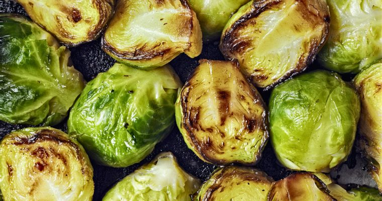 Game Changing Brussel Sprout Recipes