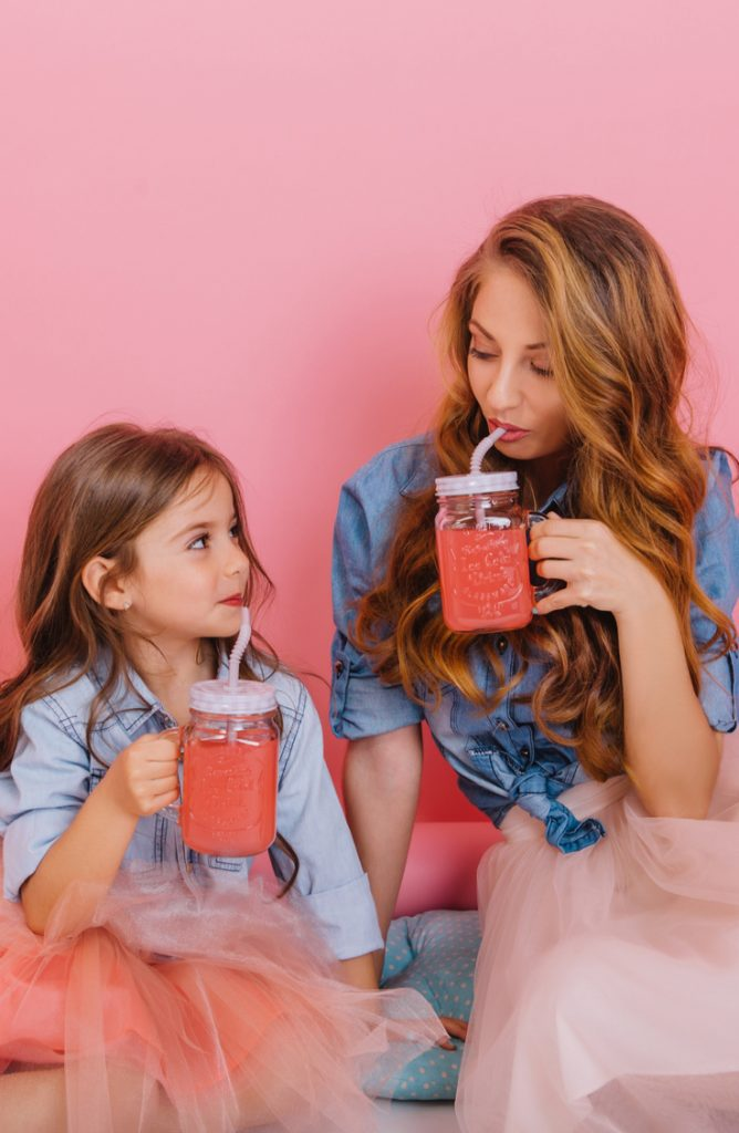 Want your kids to enjoy summer without over-heating? Here is a list of super cool summer drinks for kids that they will love drinking! Take a look at the list and see which one you'll make with your kiddos.