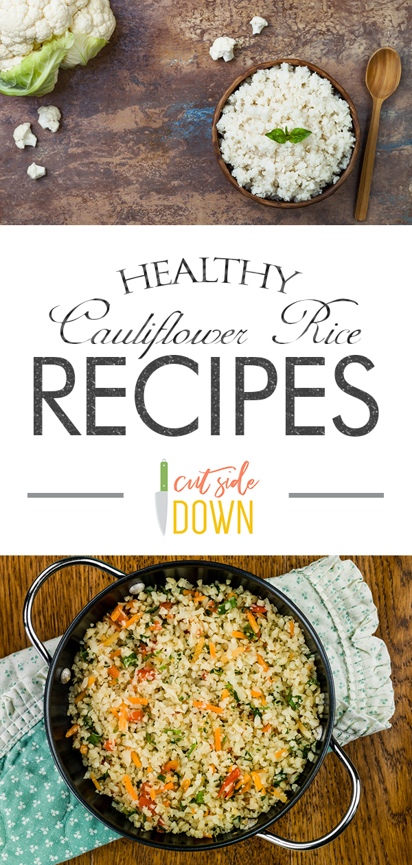 Cauliflower Rice | DIY Cauliflower Rice Recipes | How to Make Cauliflower Rice | Healthy Cauliflower Rice Recipes | Cauliflower Rice Recipe Ideas