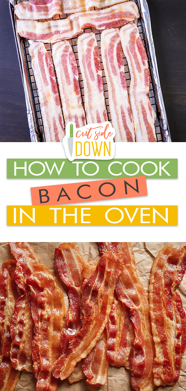 Bacon | How to Cook Bacon in the Oven | Cook Bacon in the Oven | Cook Bacon | Bacon Ideas | New Ways to Cook Bacon