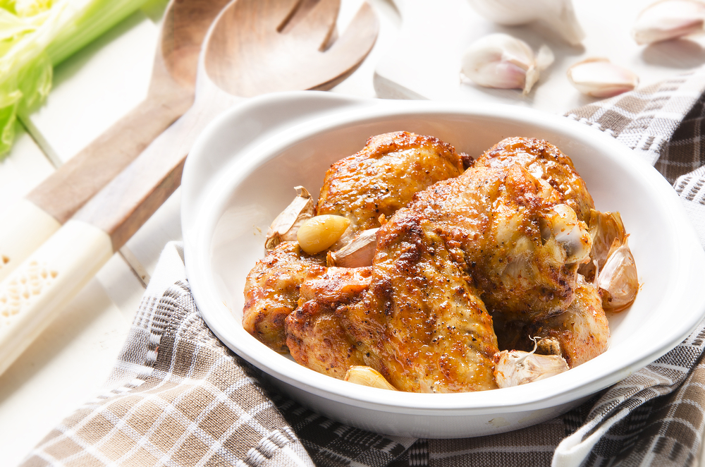 Recipes For Dinner: Garlic Brown Sugar Chicken