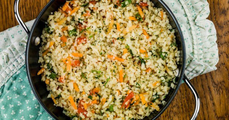 Healthy Cauliflower Rice Recipes