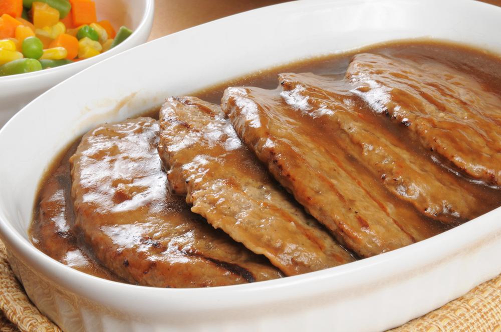 Salisbury Steak Recipes | Salisbury Steak | Salisbury Steak Recipe Ideas | Salisbury Steak Recipes for Dinner | Dinner Recipes | Recipes for Dinner