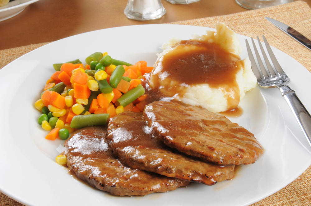 Recipes For Dinner: Salisbury Steak