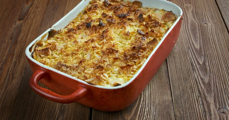Funeral Potatoes to Die For