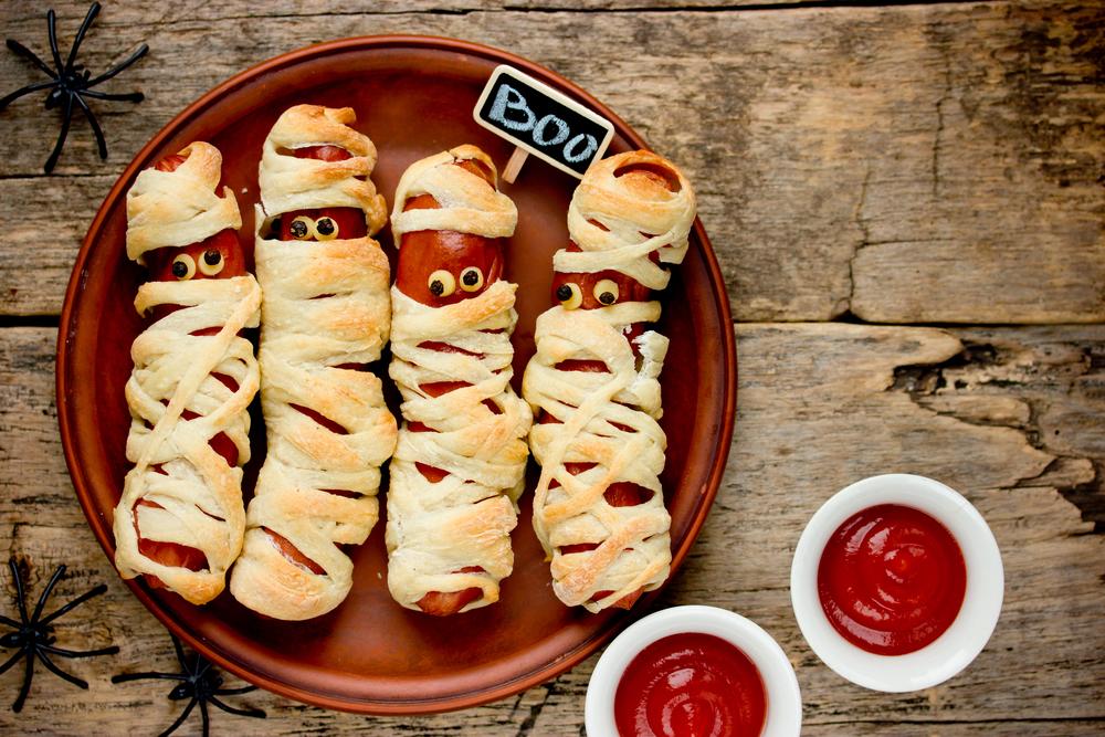 Halloween Food Ideas | Halloween Food Recipe Ideas | Halloween-themed Food | Halloween | Halloween Party Food