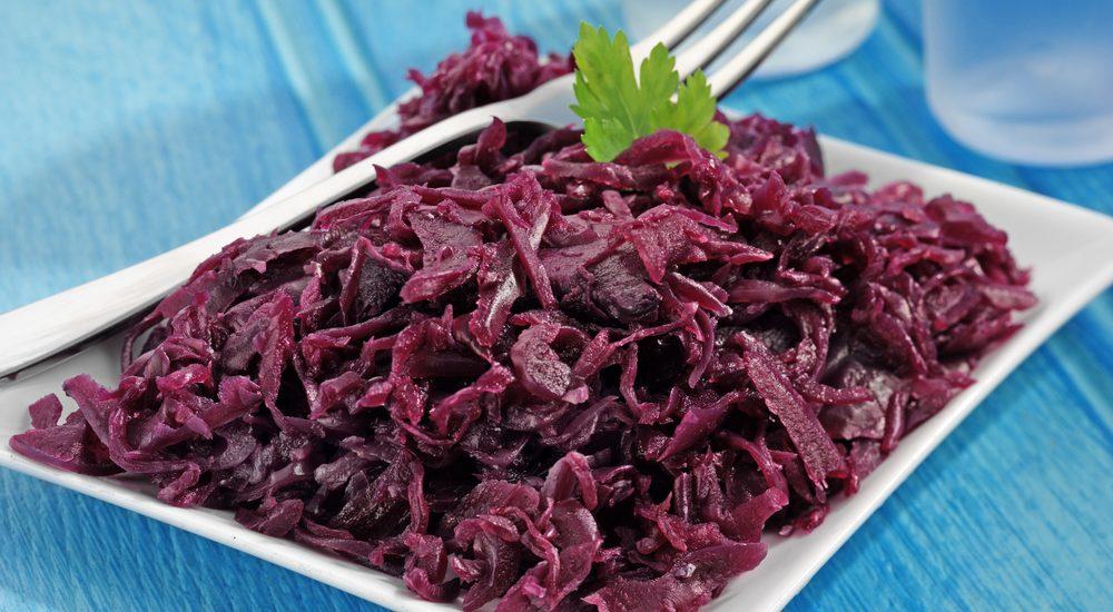 Oktoberfest: Rotkohl (Red Cabbage)