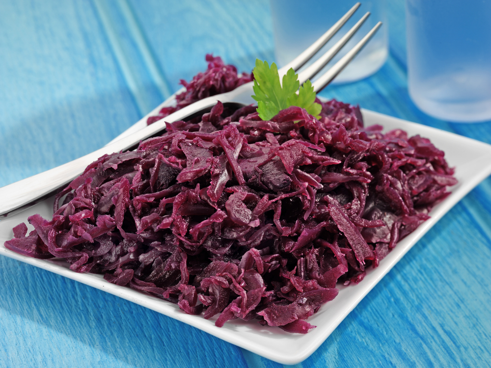 Oktoberfest: Rotkohl (Red Cabbage)