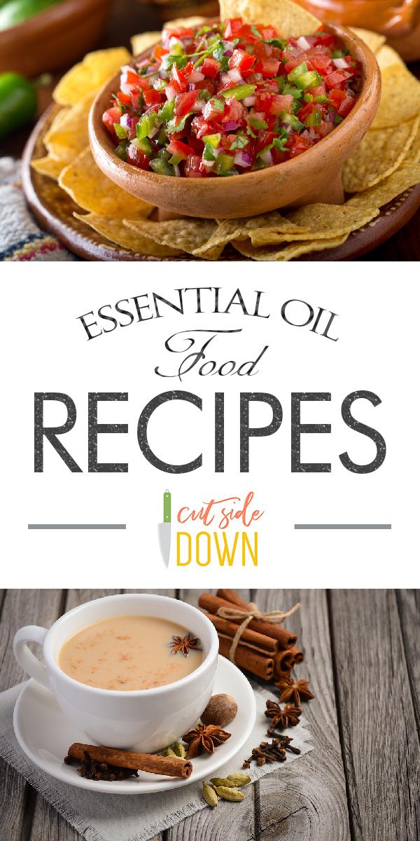 Essential Oil | Essential Oil Food | Essential Oil Food Recipes | Essential Oil Food Recipe Ideas | Essential Oil Recipe Ideas | Essential Oil Food Ideas
