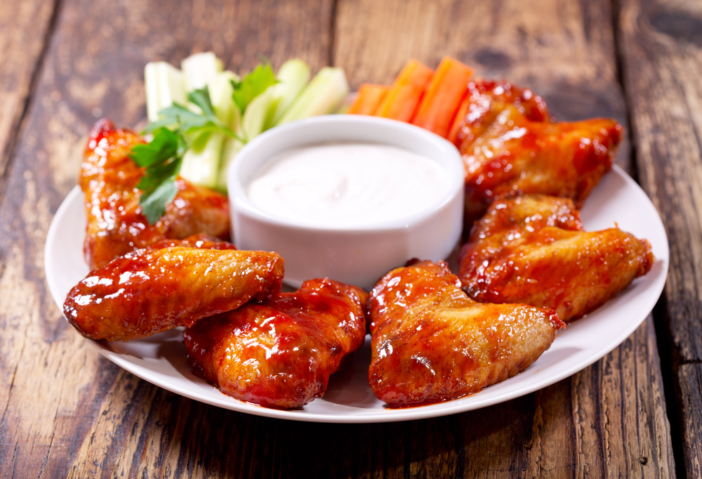 Just WING It With These Quick Hot Wing Recipes
