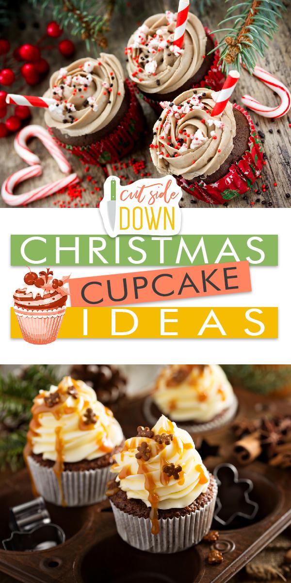 Christmas Cupcake Ideas | Christmas Cupcake Recipes | Christmas Cupcakes | Christmas Cupcake Recipe Ideas | Christmas Dessert | Christmas Dessert Ideas