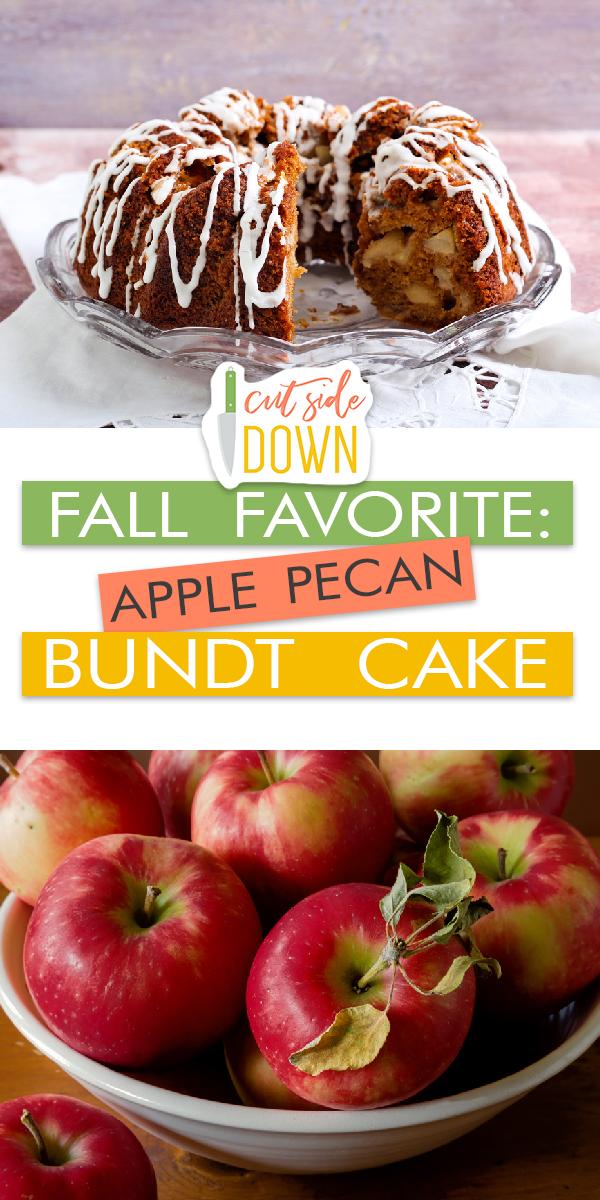 Bundt Cake | Apple Pecan Bundt Cake | Apple Pecan Bundt Cake Recipes | Bundt Cake Recipes | Bundt Cake Recipe Ideas | Bundt Cake Recipes | Apple Pecan Bundt Cake Recipe Ideas
