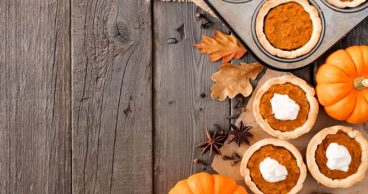 I Spy With My Little Eye… Mini Pumpkin Pies