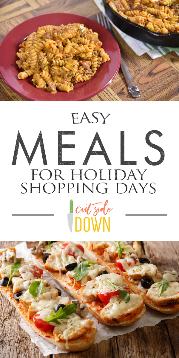 Easy Meals | Easy Meal Ideas | Easy Meal Recipes | Easy Meal Recipe Ideas | Easy Meals for Busy Days | Easy Meals for Holidays | Easy Meals for Busy Holidays