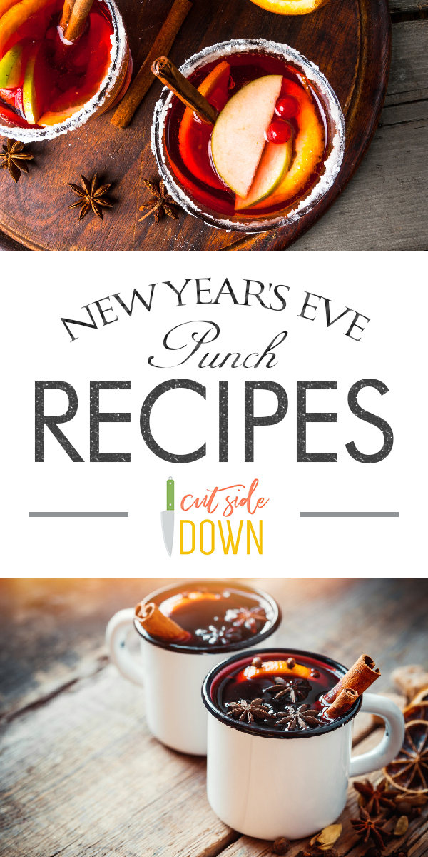New Year's Eve Punch Recipes | New Year's Eve | New Year's Eve Punch | New Year's Eve Drinks | New Year's Eve Drink Ideas | Drink Ideas for New Year's Eve