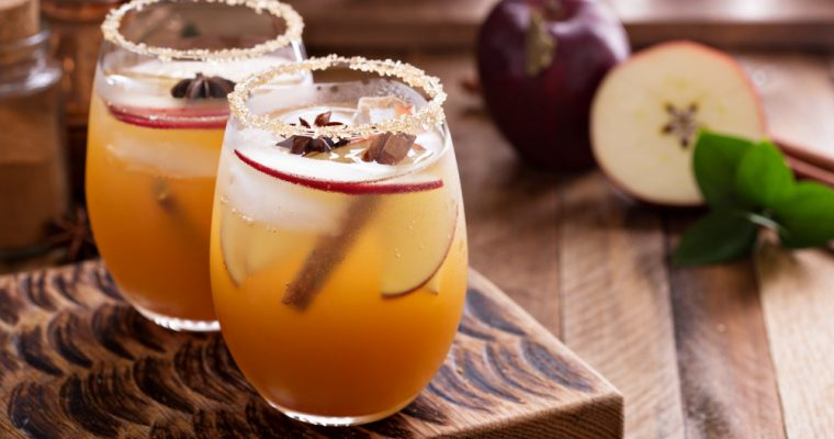 Cocktail Recipes For New Year's Eve
