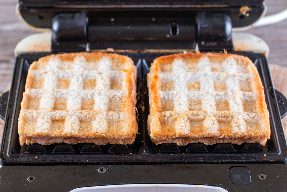 Quit Waffling Around Get Cooking These Foods In Your Waffle Maker