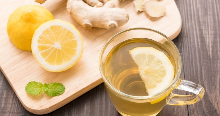 Discover The Many Benefits Of Ginger Water