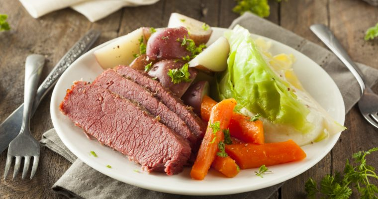 Irish Recipes For St. Patty's Day