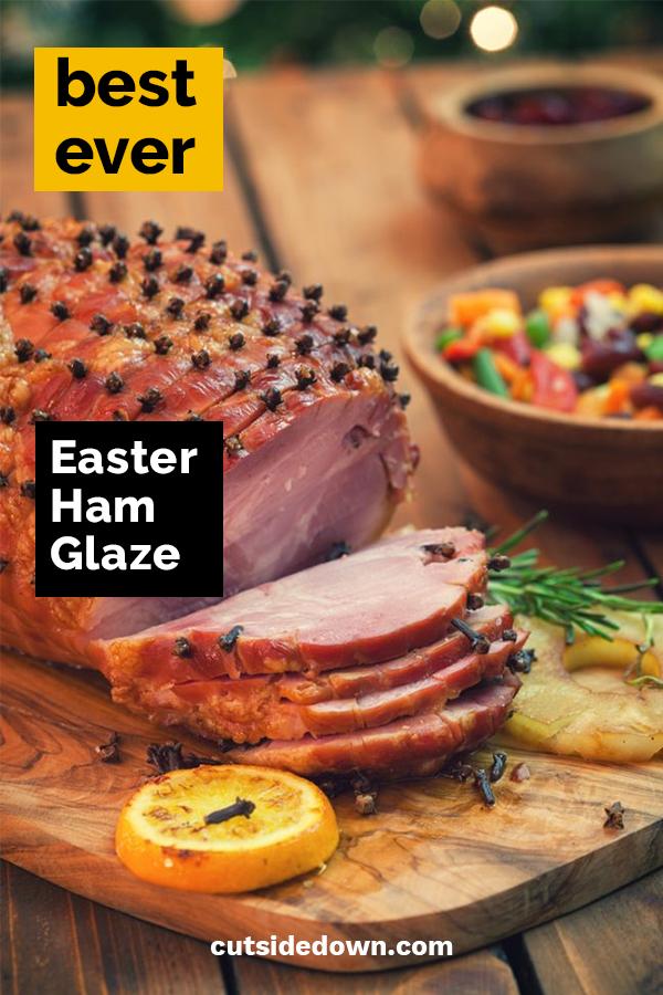 Best Ever Easter Ham Glaze 1