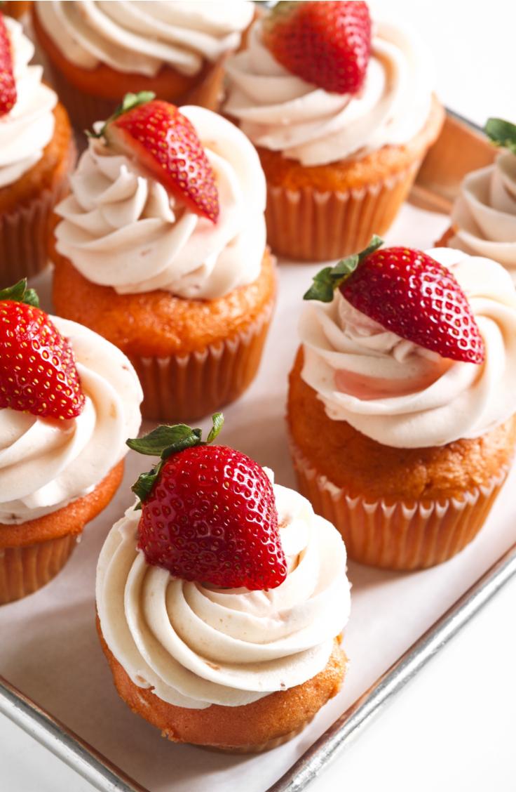 Spring Cupcake Ideas