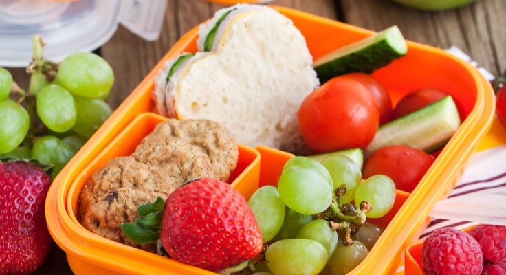 Fun Ideas for Sack Lunches