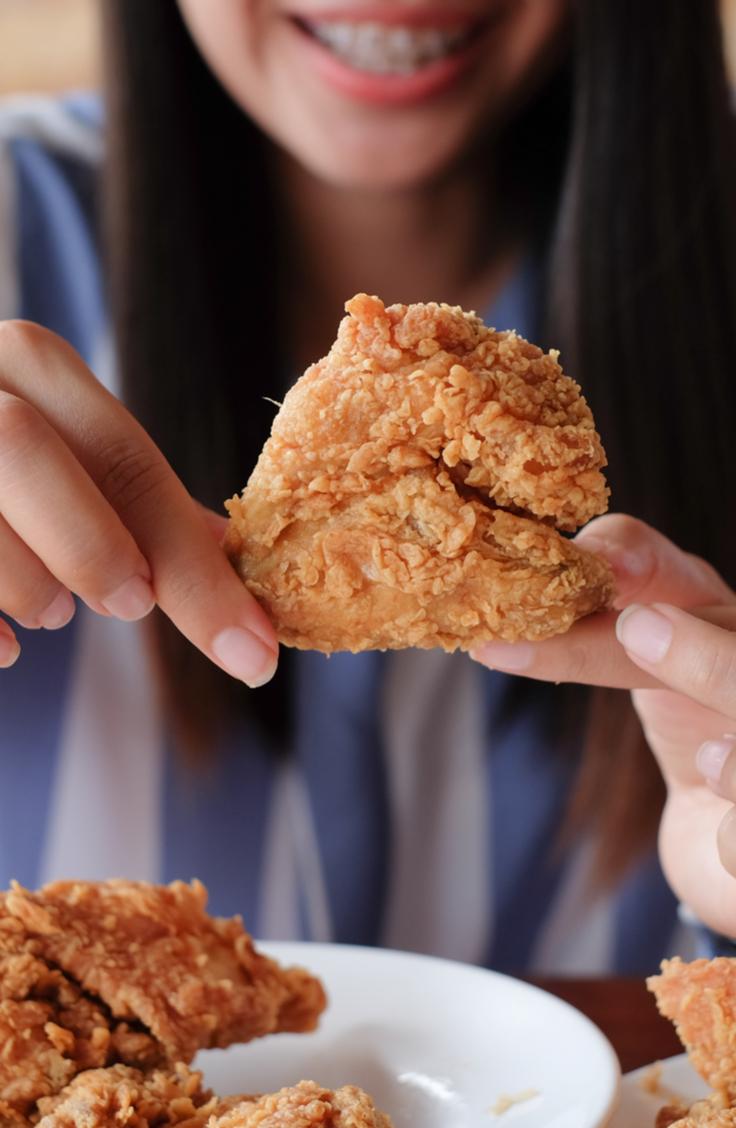 KFC | DIY | DIY KFC | fried chicken | chicken | make your own | make your own fried chicken | recipes | chicken recipe