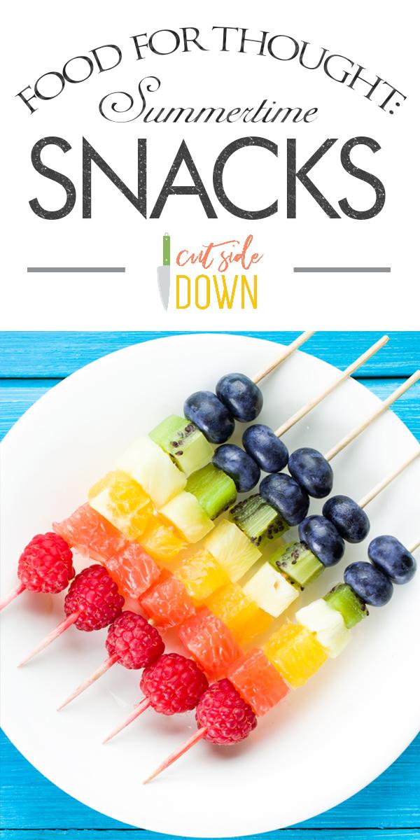 summertime snacks | snacks for the summer | cool snacks | summer | snacks | snack ideas | snack ideas for summer | summer snacks