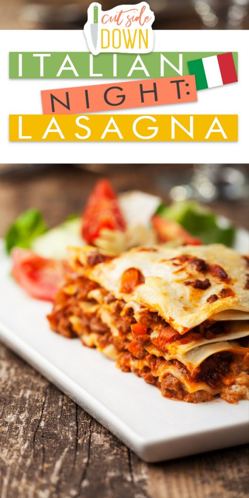 lasagna | lasagna recipes | italian | italian night | italian recipes | pasta | pasta night | recipes