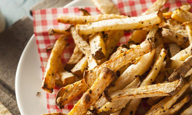 Fries That Won't Kill You