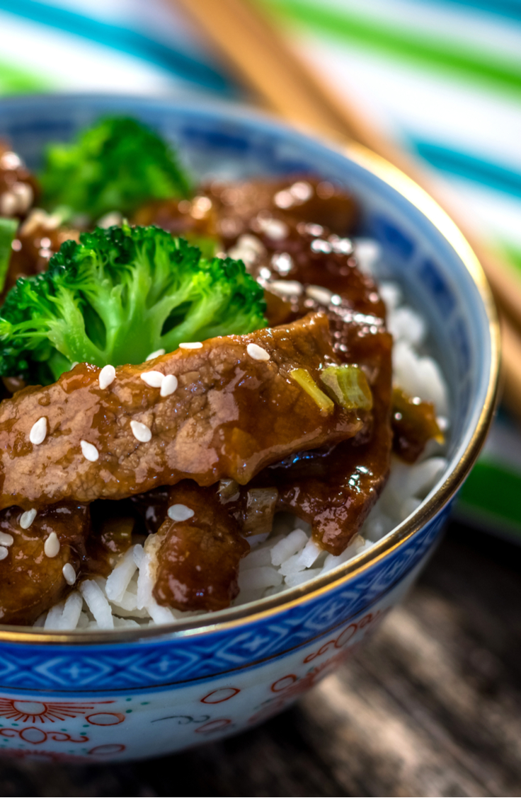 Chinese Night: Beef And Broccoli