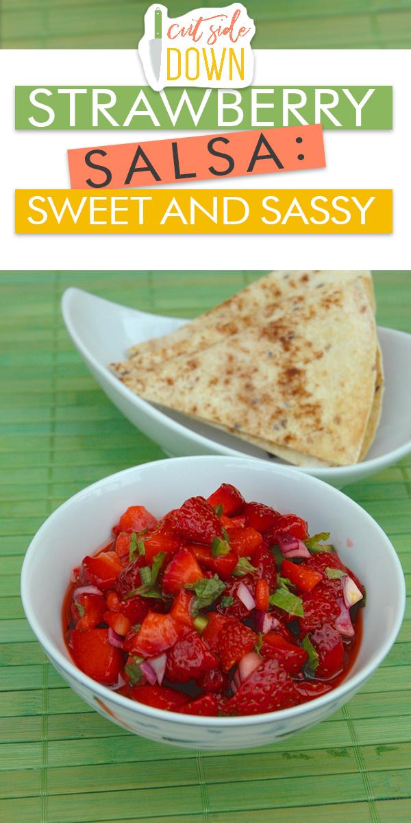 strawberry salsa | strawberry | salsa | salsa recipes | strawberry recipes | strawberry salsa recipes | recipes