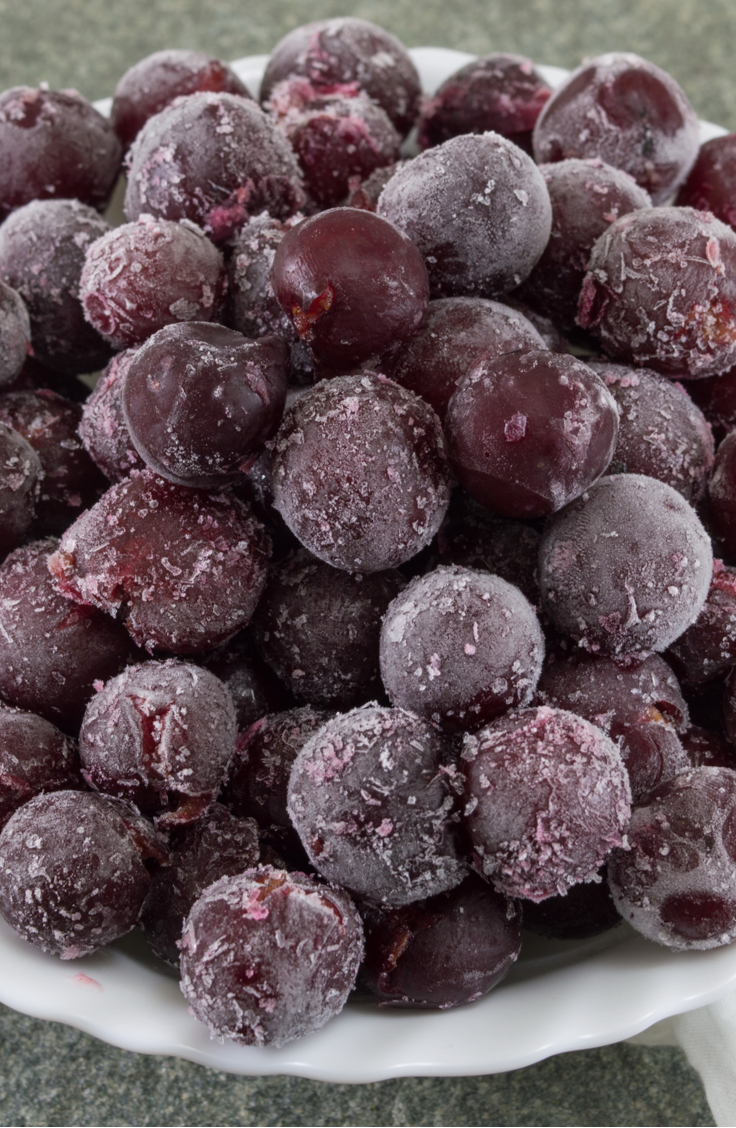 grapeful | summer | recipes | grapes | summer recipes | grape recipes | fruit | Grape Recipe Ideas